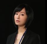 連続ドラマ『死役所』(10月16日スタート)ニシ川(西川実和子)役の松本まりか(C)「死役所」製作委員会