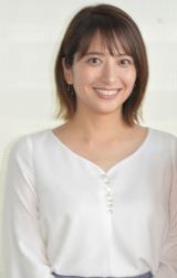 日本テレビ系朝の情報番組『Oha!4』リニューアルでキャスターを務める笹崎里菜 (C)ORICON NewS inc.