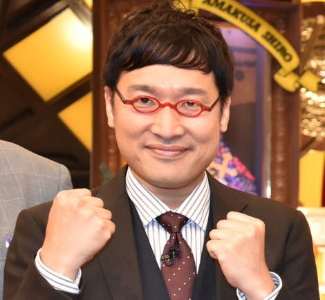 TBS『伝説の日本人を越えろ!サムライチャレンジ』収録後囲み取材に出席した山里亮太 (C)ORICON NewS inc.