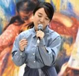 『オランジュリー美術館コレクション ルノワールとパリに恋した12人の画家たち』取材会に登壇した上白石萌音