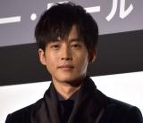 映画『HELLO WORLD』初日舞台あいさつに登壇した松坂桃李 (C)ORICON NewS inc.