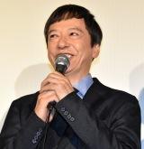 映画『おいしい家族』の初日舞台あいさつに登壇した板尾創路 (C)ORICON NewS inc.