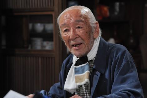 柳生博、20年ぶり連続ドラマ出演は『やすらぎの刻〜道』「道」パートの平成編(C)テレビ朝日