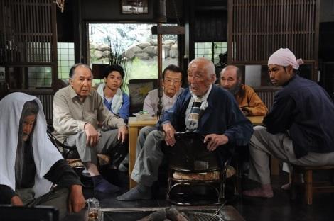 柳生博、20年ぶり連続ドラマ出演は『やすらぎの刻〜道』「道」パートの平成編(#149)(C)テレビ朝日