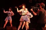 NHK BSプレミアムドラマ『歪んだ波紋』でライブ撮影に臨んだJuice=Juice