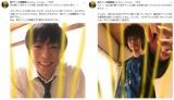 TBS『凪のお暇』より扇風機目線の高橋一生と中村倫也