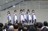 56thシングル「サステナブル」発売記念イベントを開催したAKB48(C)AKS