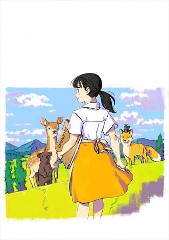 連続テレビ小説『なつぞら』第26週「なつよ、千遥よ、咲太郎よ」(C)ササユリ・NHK