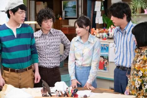 連続テレビ小説『なつぞら』第26週・第152回より(C)NHK