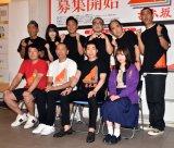 『吉本坂46緊急会議SP』後の取材会の様子 (C)ORICON NewS inc.
