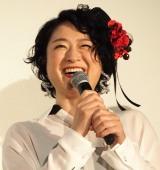 劇場長編第2弾『スペシャルアクターズ』のワールドプレミア試写会に出席したしゅはまはるみ (C)ORICON NewS inc.