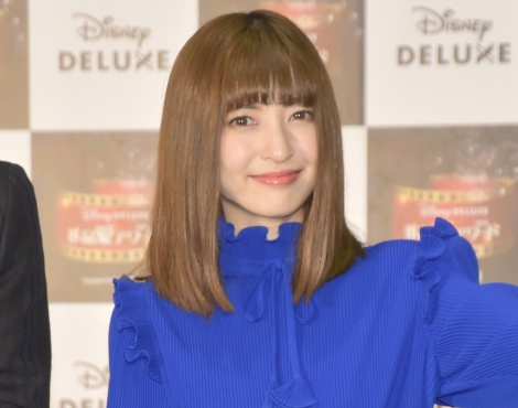 Disney DELUXEの『作品愛アワード2019』結果発表イベントに参加した神田沙也加 (C)ORICON NewS inc.