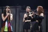 アンジュルム2019秋のツアー『Next Page〜勝田里奈卒業スペシャル〜』の様子