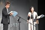 公開アフレコの模様=映画『ジェミニマン』日本語吹替版公開アフレコイベント (C)ORICON NewS inc.