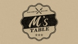 YouTubeチャンネル『M's TABLE by Mocomichi Hayami』ロゴ