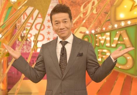 10月8日放送のTBS系バラエティー特番『上田晋也の幻ニュース』に出演する上田晋也 (C)ORICON NewS inc.