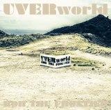 UVERworldニューシングル「ROB THE FRONTIER」初回限定盤