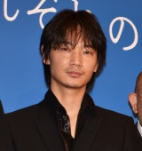 映画『閉鎖病棟−それぞれの朝−』の完成披露イベントに出席した綾野剛 (C)ORICON NewS inc.