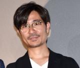『劇場版 そして、生きる』の公開記念舞台あいさつに出席した月川翔監督 (C)ORICON NewS inc.