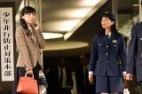 9月29日放送、ドラマスペシャル『時効警察・復活スペシャル』に、第2シリーズ『帰ってきた時効警察』(2007年)の新人警察官・真加出(早織)が登場(C)テレビ朝日