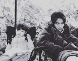 広瀬すずが撮影した中川大志&増田光桜の『なつぞら』オフショット (写真は公式ブログより)
