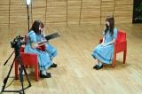 メンバー同士のインタビューをしあう『セルフ Documentary of 日向坂46』 (C)TBS
