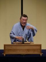 桂雀々が、寅さんにふんして注目を集めた落語会がきっかけ。山田洋次監督自ら新しい寅さん像を着想した『贋作男はつらいよ』は2020年1月、NHK・BSプレミアムで放送(写真提供:NHK)
