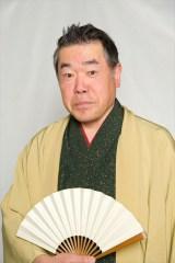 山田洋次監督が脚本を手掛ける連続ドラマ『贋作男はつらいよ』に主演する桂雀々。2020年1月、NHK・BSプレミアムで放送(写真提供:NHK)