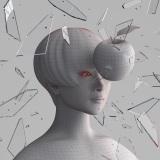 椎名林檎ベストアルバム『ニュートンの林檎』通常盤ジャケ写