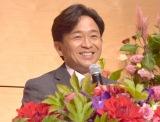 結婚報告会見を行ったTOKIO・城島茂 (C)ORICON NewS inc.