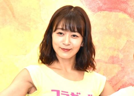 舞台『フラガール -dance for smile-』の取材会に出席した太田奈緒 (C)ORICON NewS inc.