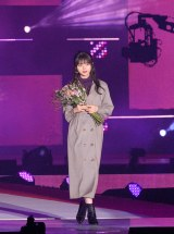 『Rakuten GirlsAward 2019 AUTUMN/WINTER』に登場した齋藤飛鳥 (C)ORICON NewS inc.