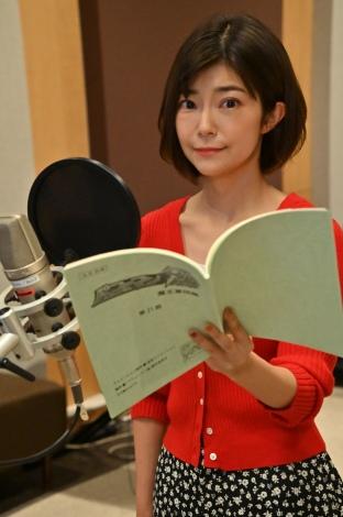 テレビ朝日系『仮面ライダーゼロワン』に声優として出演する伊瀬茉莉也