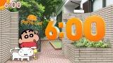 『グッド!モーニング』とクレヨンしんちゃんがコラボ(C)臼井儀人/双葉社・シンエイ・テレビ朝日・ADK