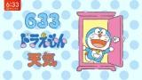 『スーパーJチャンネル』とドラえもんがコラボ(C)藤子プロ・小学館・テレビ朝日・シンエイ・ADK