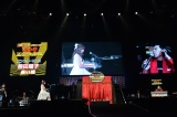 熊田曜子=ライブイベント『岡村隆史のオールナイトニッポン歌謡祭2019』