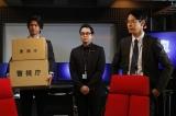 もつなべコンビや磐城刑事部部長のシーンも増えている!?(C)テレビ朝日
