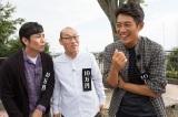 『相棒』軍団は関越自動車道のサービスエリアでロケ(C)テレビ朝日