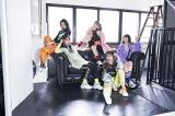 5thシングル「STAND UP!!」を11月26日にリリースするチューニングキャンディー