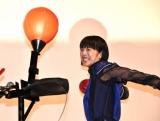 映画『ブルーアワーにぶっ飛ばす』の完成披露プレミアム舞台あいさつの様子 (C)ORICON NewS inc.
