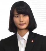 日本テレビ系連続ドラマ『同期のサクラ』の記者会見に出席した橋本愛 (C)ORICON NewS inc.