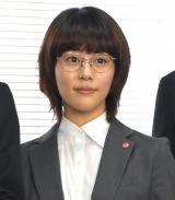 日本テレビ系連続ドラマ『同期のサクラ』の記者会見に出席した高畑充希 (C)ORICON NewS inc.
