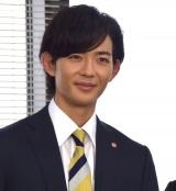 日本テレビ系連続ドラマ『同期のサクラ』の記者会見に出席した竜星涼 (C)ORICON NewS inc.