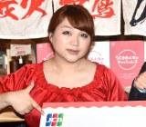 『#JCB みんなのキャッシュレス』のプレス発表会に出席したりんごちゃん (C)ORICON NewS inc.