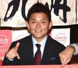 『#JCB みんなのキャッシュレス』のプレス発表会に出席した井戸田潤 (C)ORICON NewS inc.
