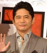 テレビ東京系ドラマパラビ『ミリオンジョー』試写会後会見に登壇した萩原聖人