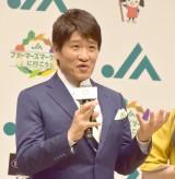 JA全中ファーマーズマーケット『10月2日は直売所の日』PRイベントに参加した林修 (C)ORICON NewS inc.