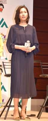 JA全中ファーマーズマーケット『10月2日は直売所の日』PRイベントに参加した松下奈緒 (C)ORICON NewS inc.