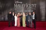ディズニー映画『マレフィセント2』(10月18日公開)のワールドプレミアにキャスト・スタッフが勢ぞろい(C)201 9 Disney Enterprises, Inc. All Rights Reserved.