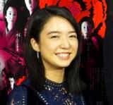 NHK・BSプレミアム『令和元年版 怪談牡丹燈籠 Beauty&Fear』の試写会に出席した上白石萌音 (C)ORICON NewS inc.